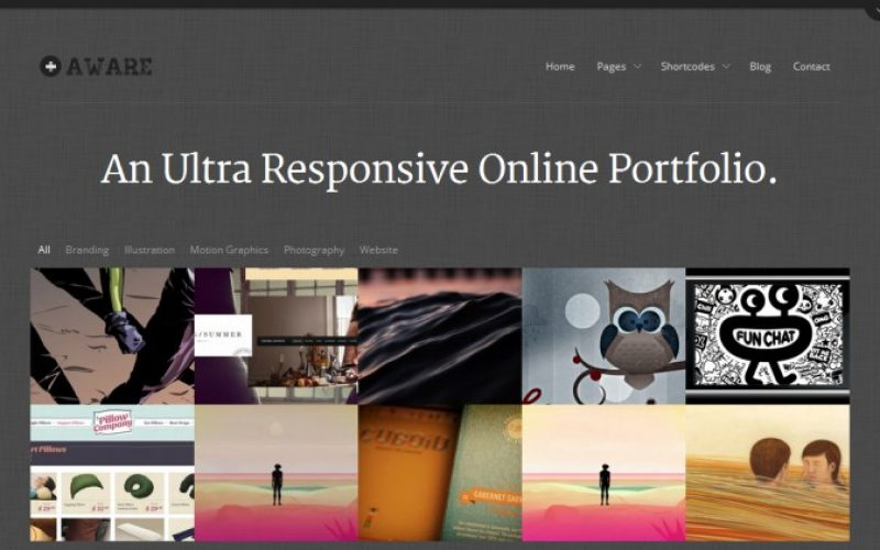 10 best Premium Portfolio WordPress themes for Professionals