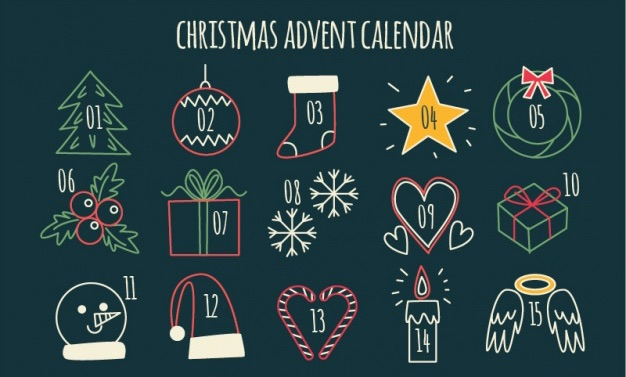 cute-advent-calendar-with-christmas-sketches