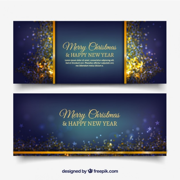 dark-blue-banners-with-golden-confetti
