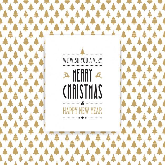 fantastic-background-of-golden-christmas-trees