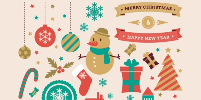 retro-style- christmas-vector-graphic-resources-freepik