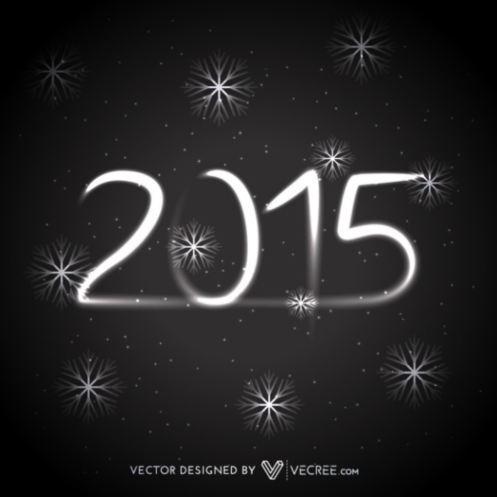 shiny 2015 in dark background