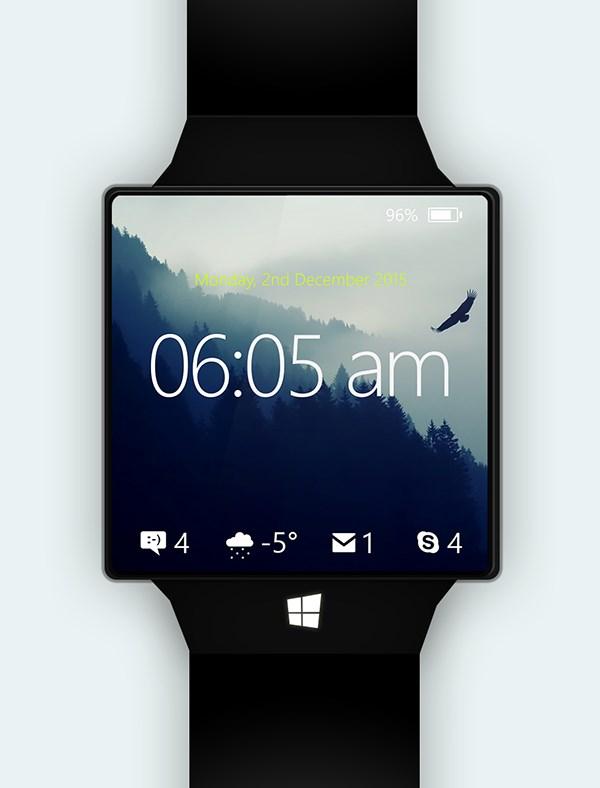 Windows Watch 1