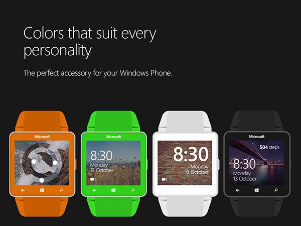 Microsoft Windows Watch 10