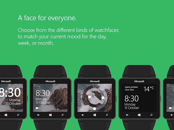 Microsoft Windows Watch 3
