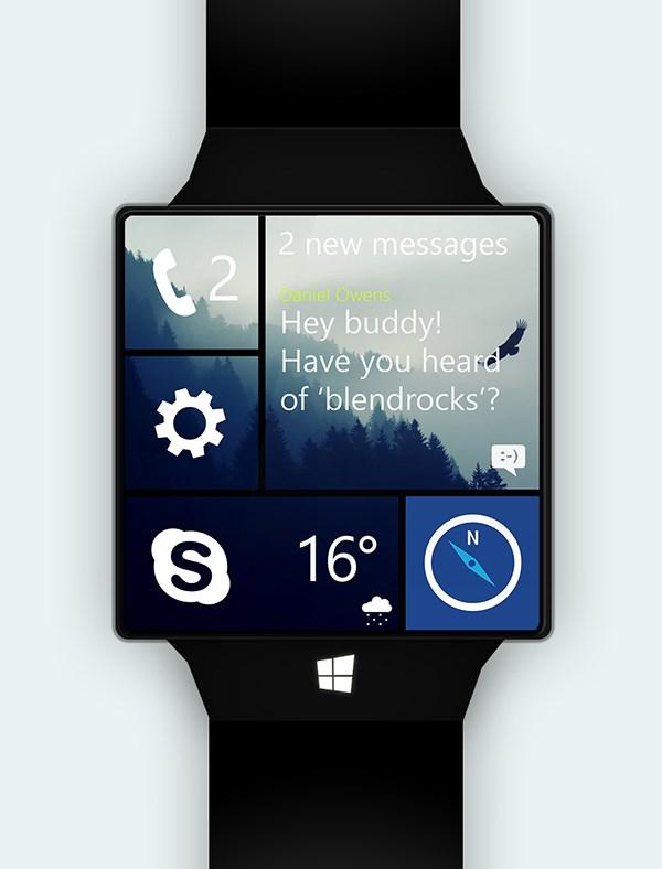 Windows Watch 3