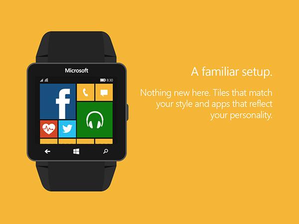 Microsoft Windows Watch 4