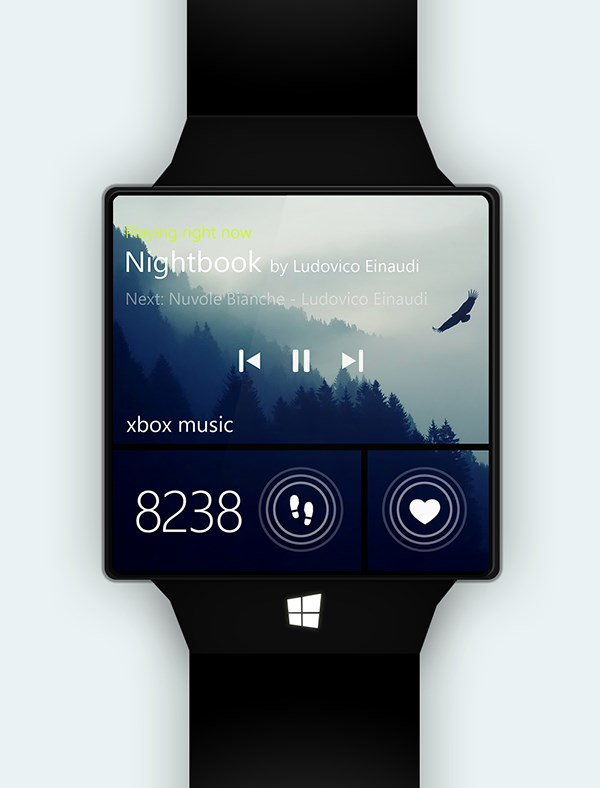 Windows Watch 4