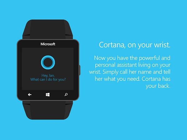 Microsoft Windows Watch 5