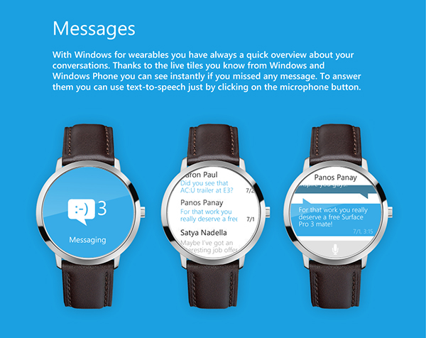 Windows for Wearables 5