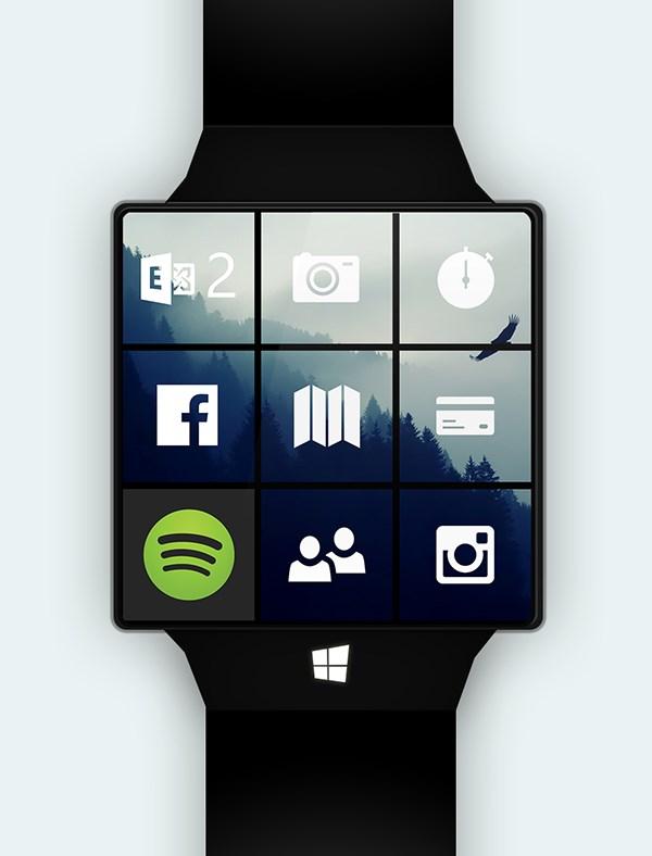 Windows Watch 5