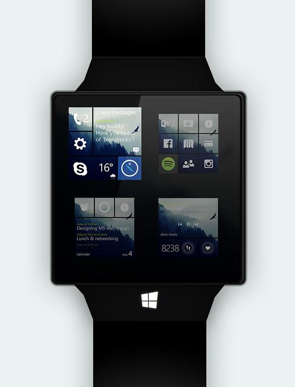 Windows Watch 6