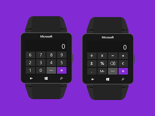 Microsoft Windows Watch 7