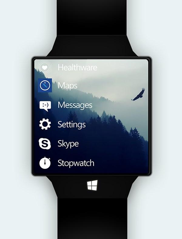 Windows Watch 8