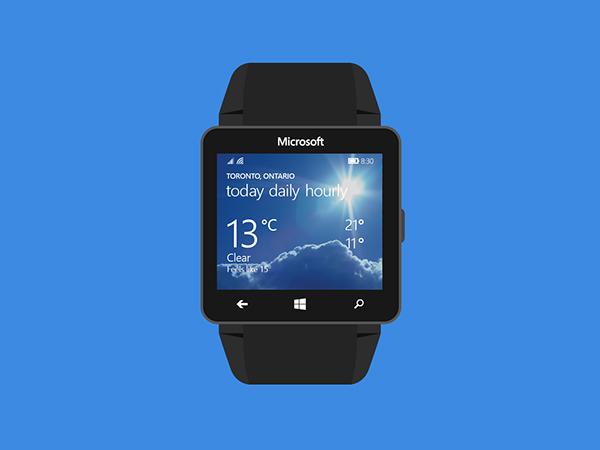 Microsoft Windows Watch 9