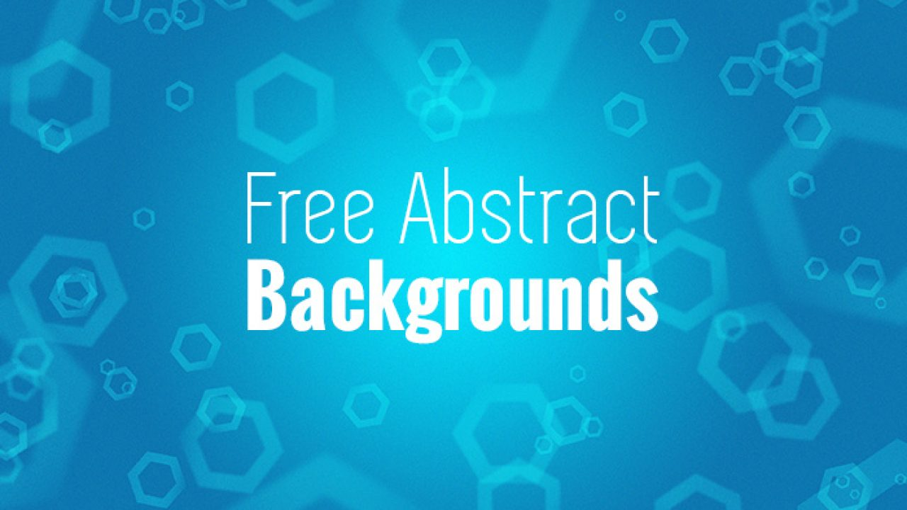 5 Free Abstract Backgrounds Super Dev Resources