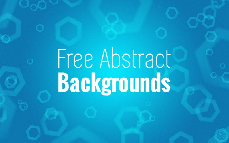 5 Free Abstract Backgrounds