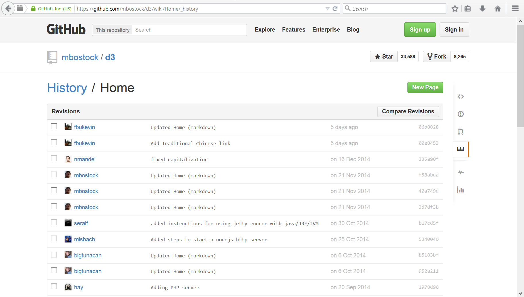 GitHub Wiki History Tracker