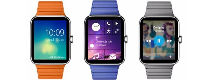 windows 10 watch concept