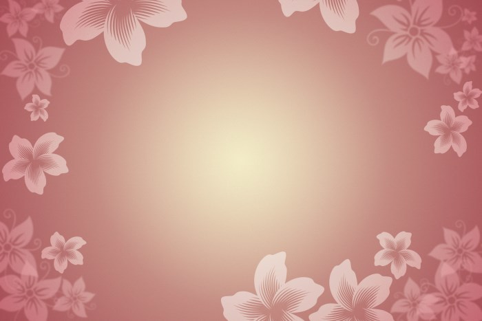 Floral Background 2
