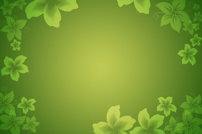 Floral Background 3