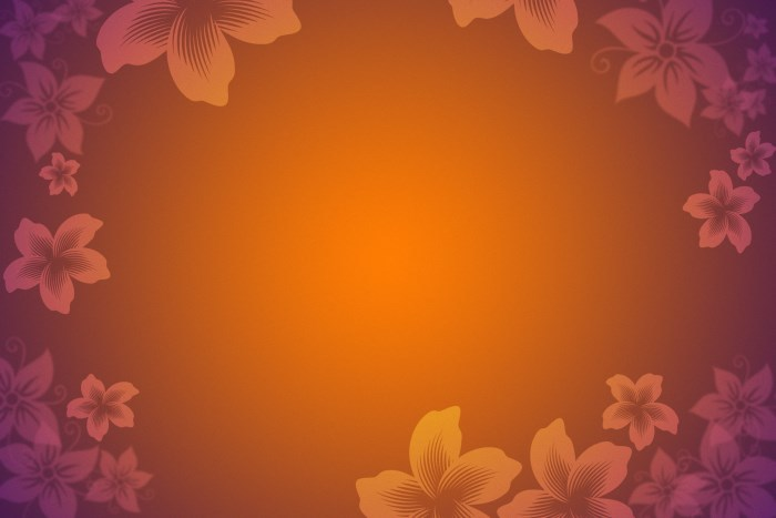 Floral Background 4