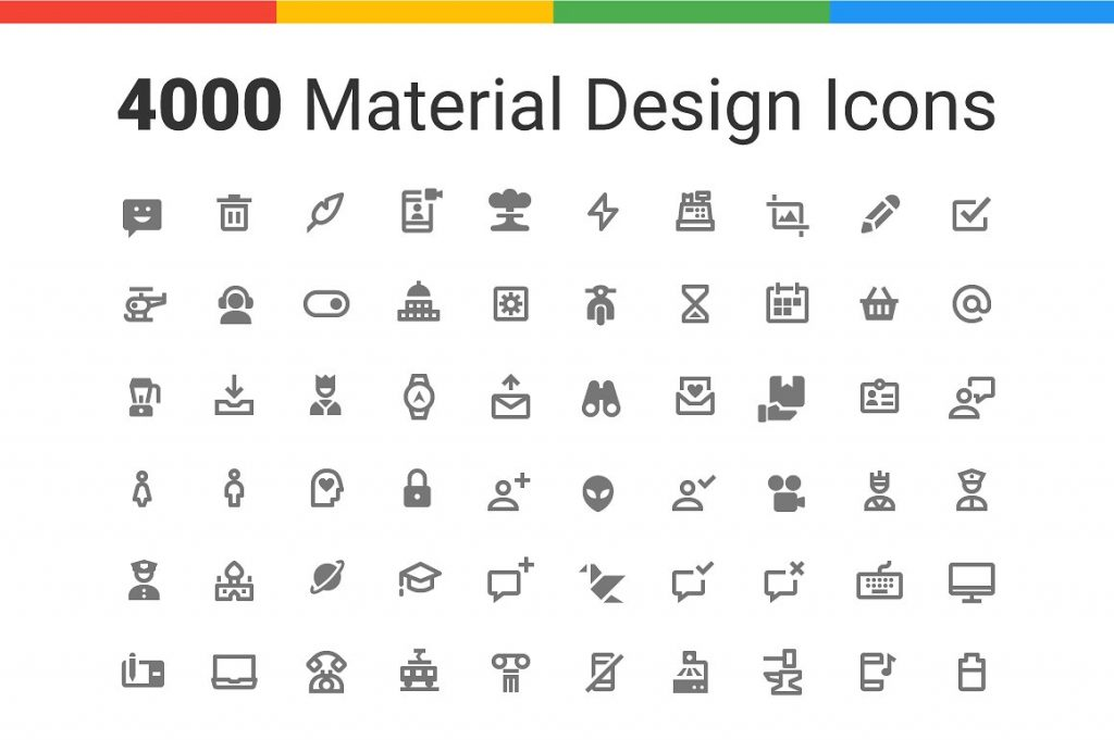 Material Design Icons Download