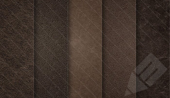 100 Free Leather Textures For Your Design Projects