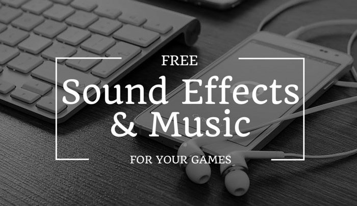 free sound effects for games