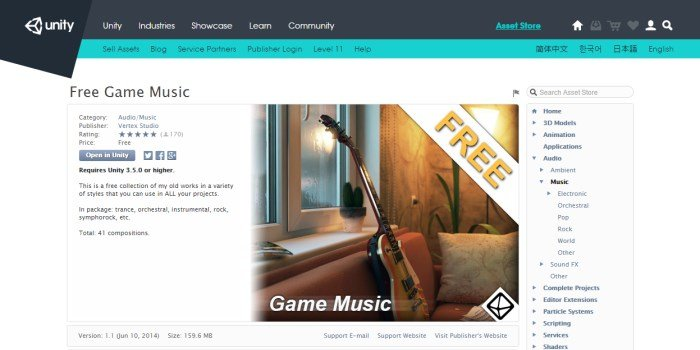 1000+ Free Sound Effects, Music Tracks & Loops for Game