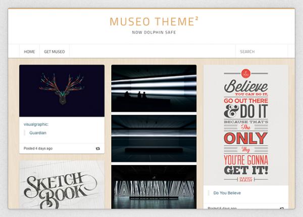 museo-responsive-tumblr-theme