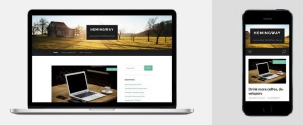 12 Best Free Minimal WordPress Themes for Blogs and Portfolio ...