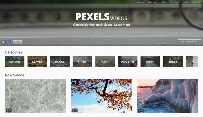 stock video footage and how designer can use it � site title