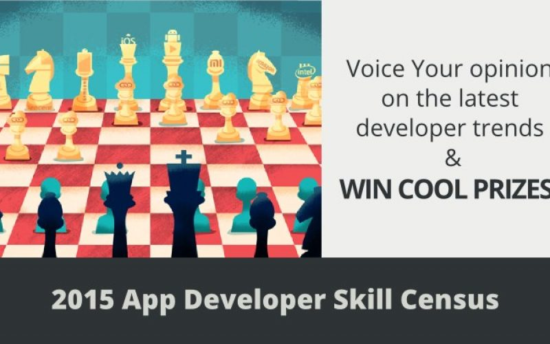 Take the Developer Economics 2015 Q2 Survey and Win Cool Prizes