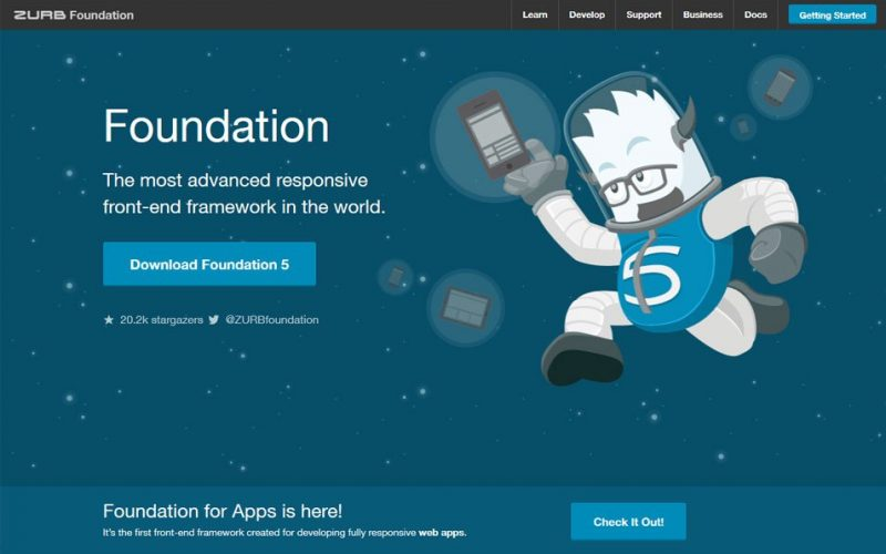 10 Best Responsive Web Design CSS Frameworks to use in 2017