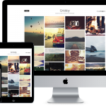 gridsby wordpress photography theme