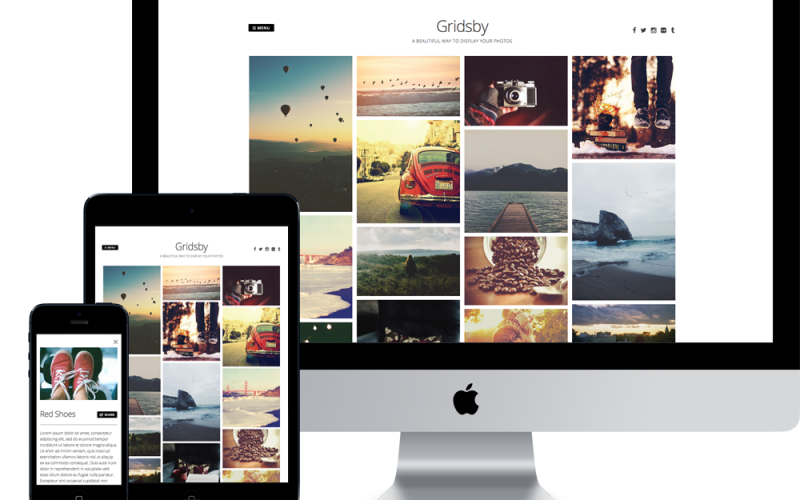 30 Best Responsive WordPress Themes for Photographers & Photo Bloggers