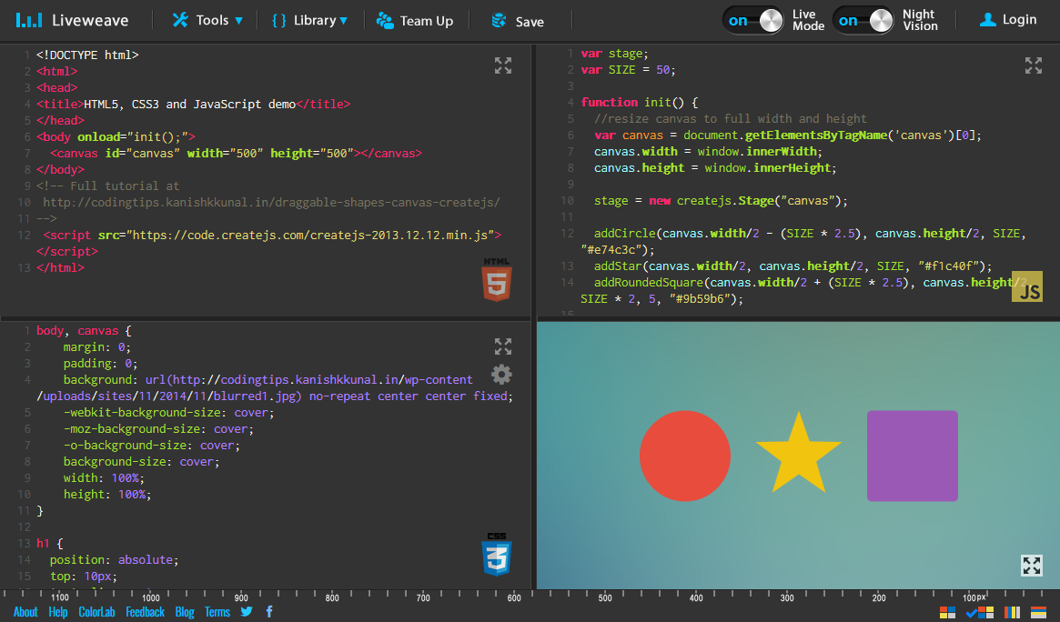 7 Free Online Code Editors for Front-End Web Development