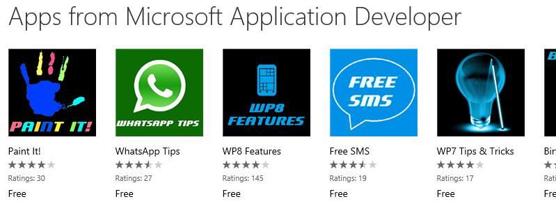 MicrosoftApplicationDeveloper