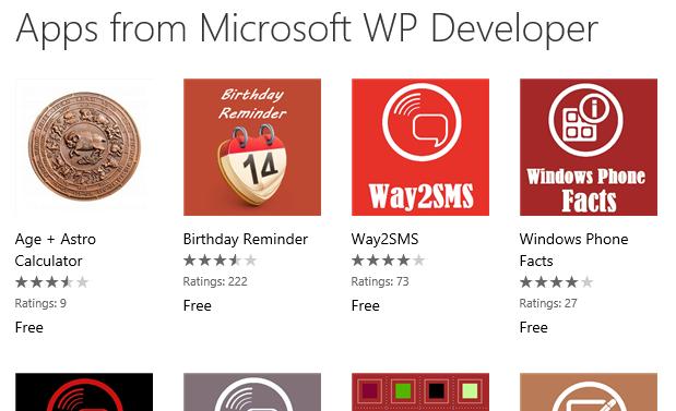 MicrosoftWPDeveloper