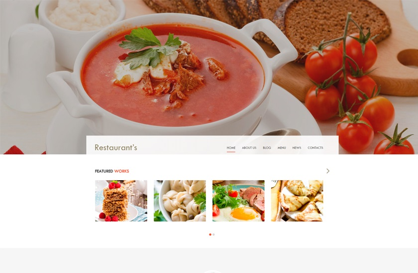 bootstrap-resturant-template