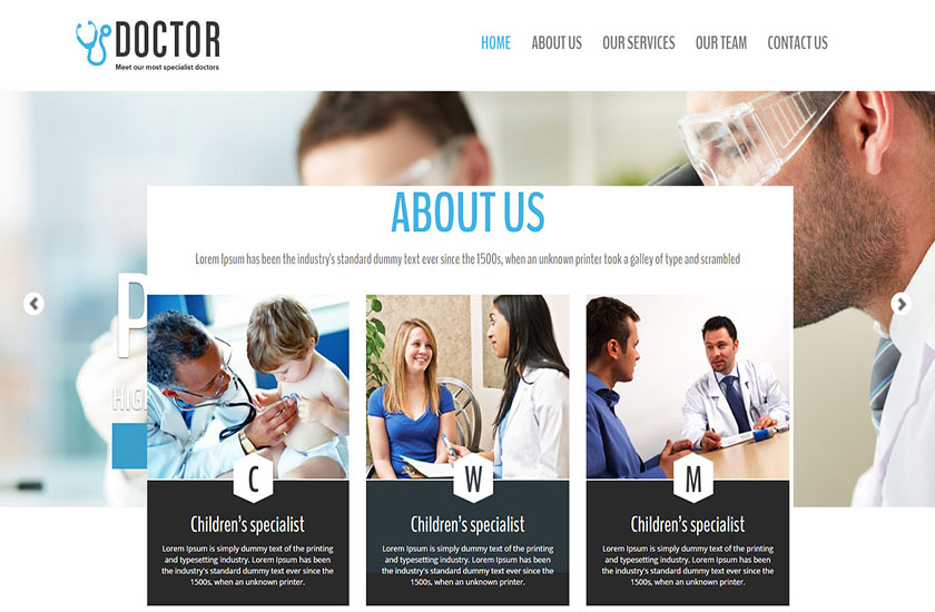 doctor-medical-template