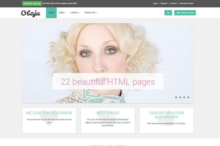 obaju-e-commerce-template