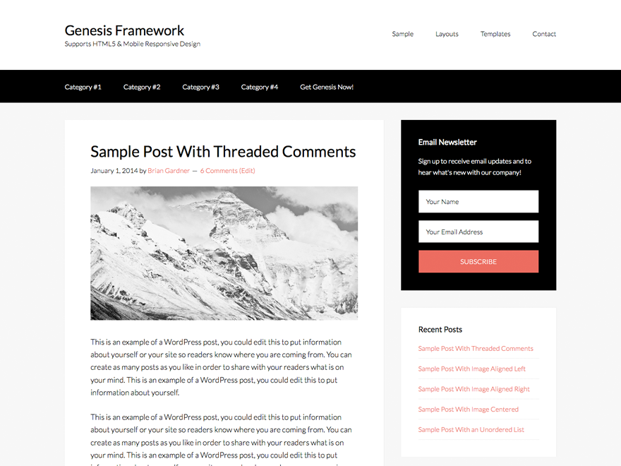 How to Customize Your Footer for Thesis on WordPress