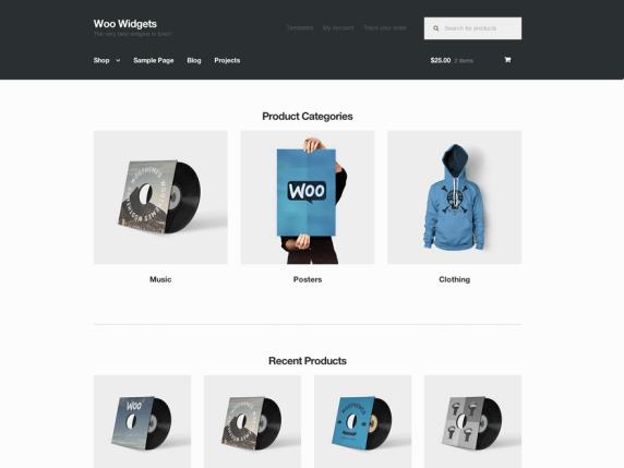 storefront woocommerce themes 2016