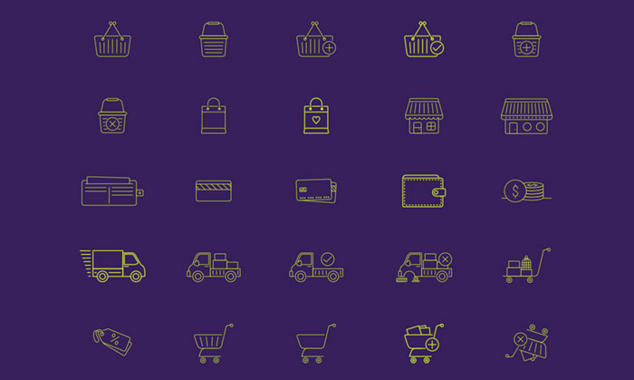 40-ecommerce-vector-icons