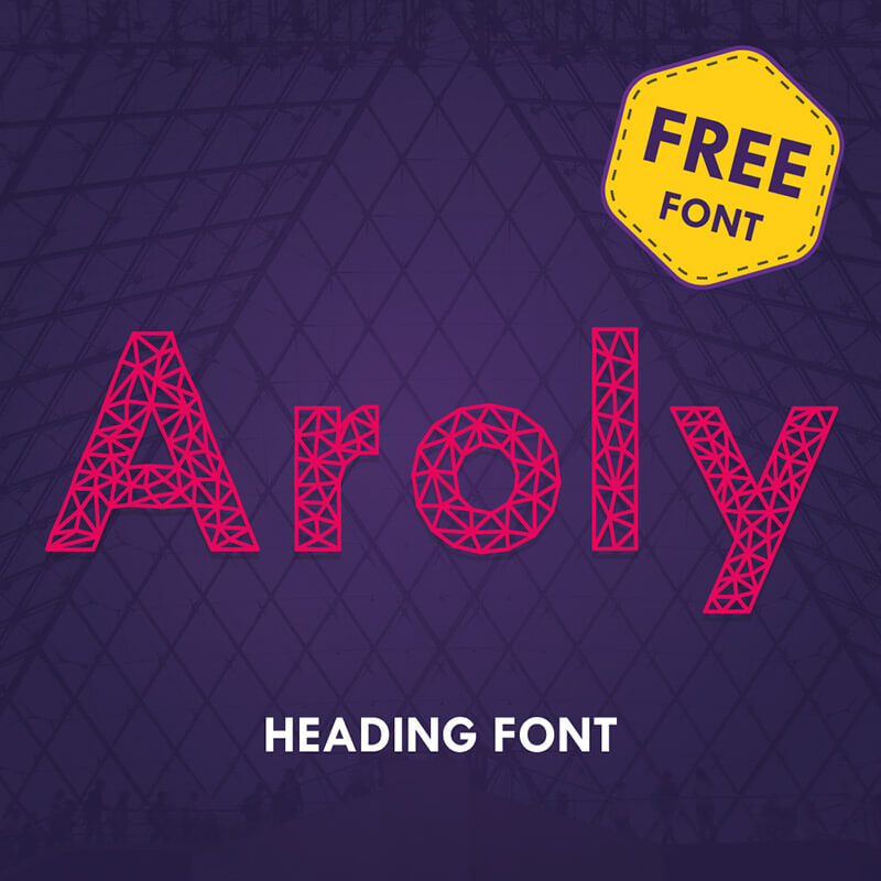 25 Awesome Free Fonts for Poster Design - Super Dev Resources