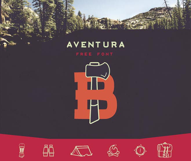 aventura-bold-font