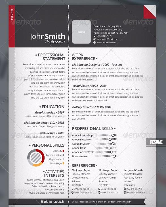 clean-pro-resume