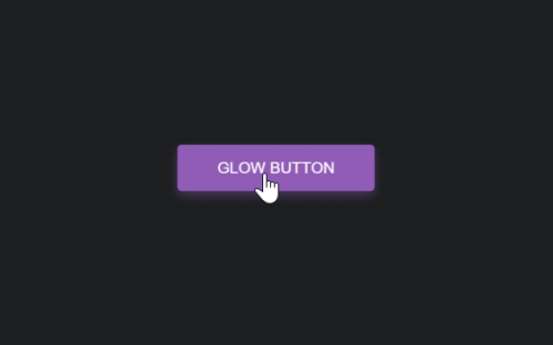 CSS for Button Glow Effect on Hover